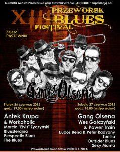 Przeworsk Blues Festival 2015