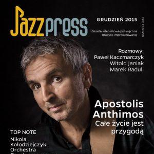 JazzPRESS: Jimiway Blues Festival 2015