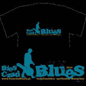 Bies Czad Blues 2016 – koszulka