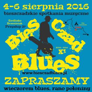 Bies Czad Blues 2016 – program