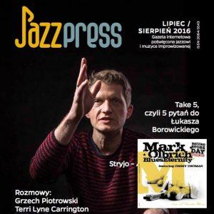 JazzPRESS – Mark Olbrich Blues Eternity