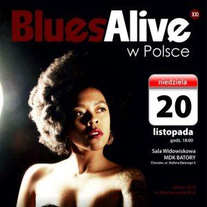 Blues Alive 2016 w Polsce