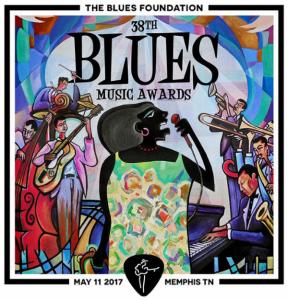Zwycięzcy Blues Music Award 2017