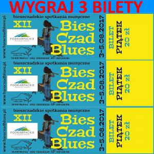 Bilety na Bies Czad Blues rozdane