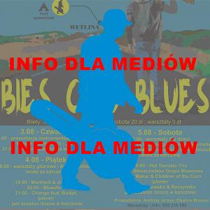 Bies Czad Blues 2017 – info dla mediów