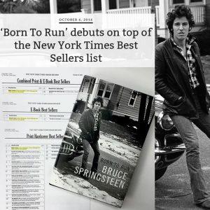 Born to Run – Bruce Springsteen