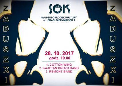 Zaduszki Bluesowe 2017 – Słupsk