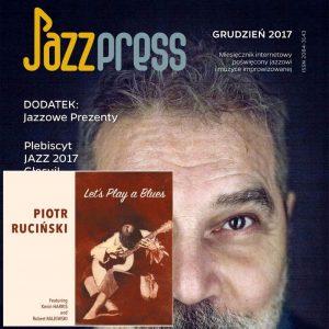 JazzPRESS – Piotr Ruciński Let's Play A Blues