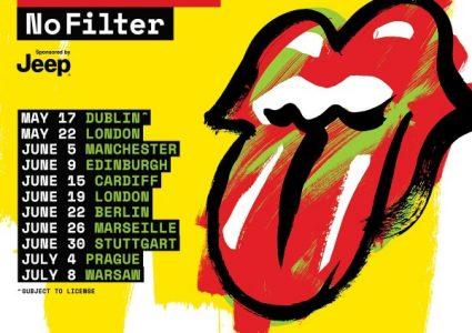 The Rolling Stones 8 lipca w Polsce