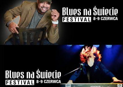 Blues na Świecie Festival 2018 – bilety