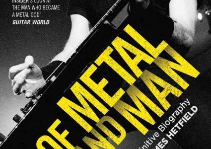 James Hetfield. Człowiek z metalu.