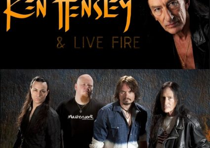 Ken Hensley & Live Fire – Polish Tour