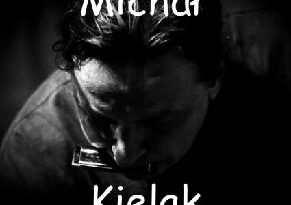 Michał Kielak w maju
