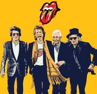 Satysfakcja. Historia zespołu The Rolling Stones