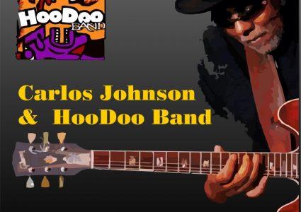 Carlos Johnson & HooDoo Band w Starym Klasztorze