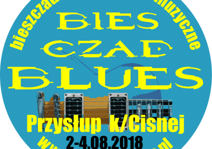 Bies Czad Blues 2018 – program